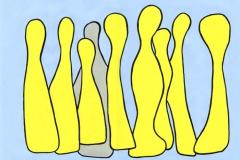 Nine-silent-ones